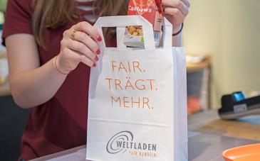 Bild: Weltladen-Dachverband/A. Stehle