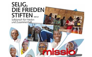 Motiv zum diesjährigen Weltmissionssonntag, Bild: missio