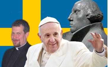 Papst Franziskus in Schweden